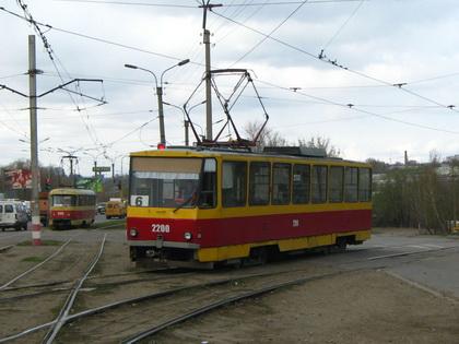 """Жители Ульяновска при поддержке независимой прессы сорвали спецоперацию  """"Единой России """" по ликвидации трамвайного..."""