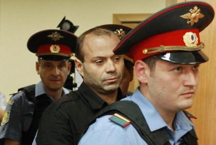 Арест Дмитрия Павлюченкова