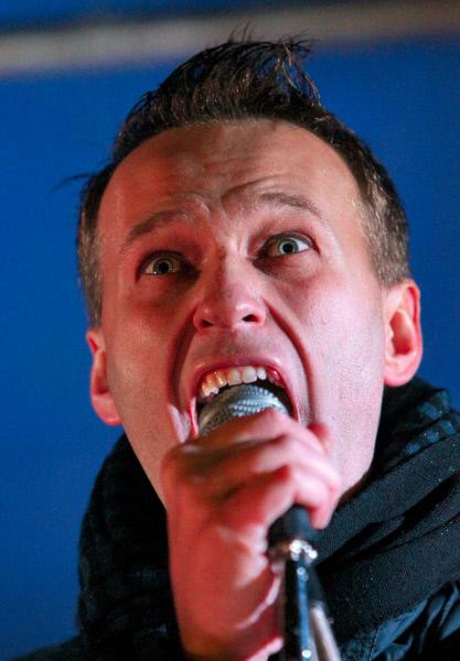 Навальный — мой президент