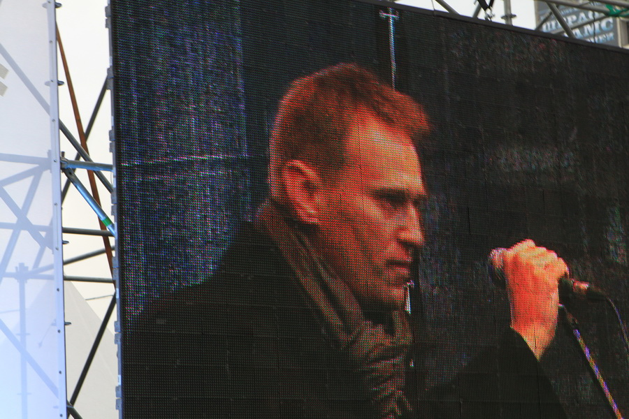 Путин V Навальный